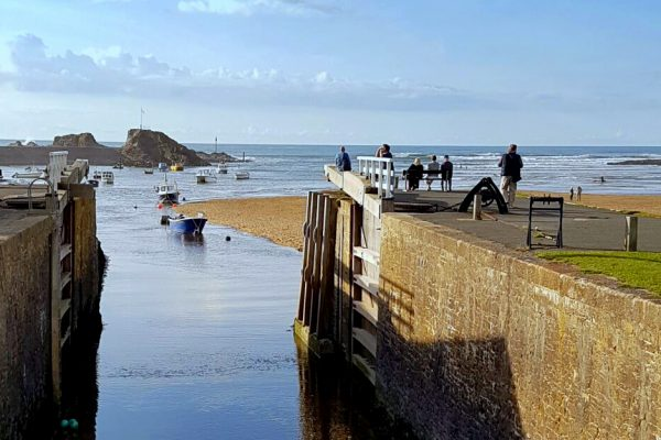 Bude Lock Gates Cornwall - Meadowview Self Catering