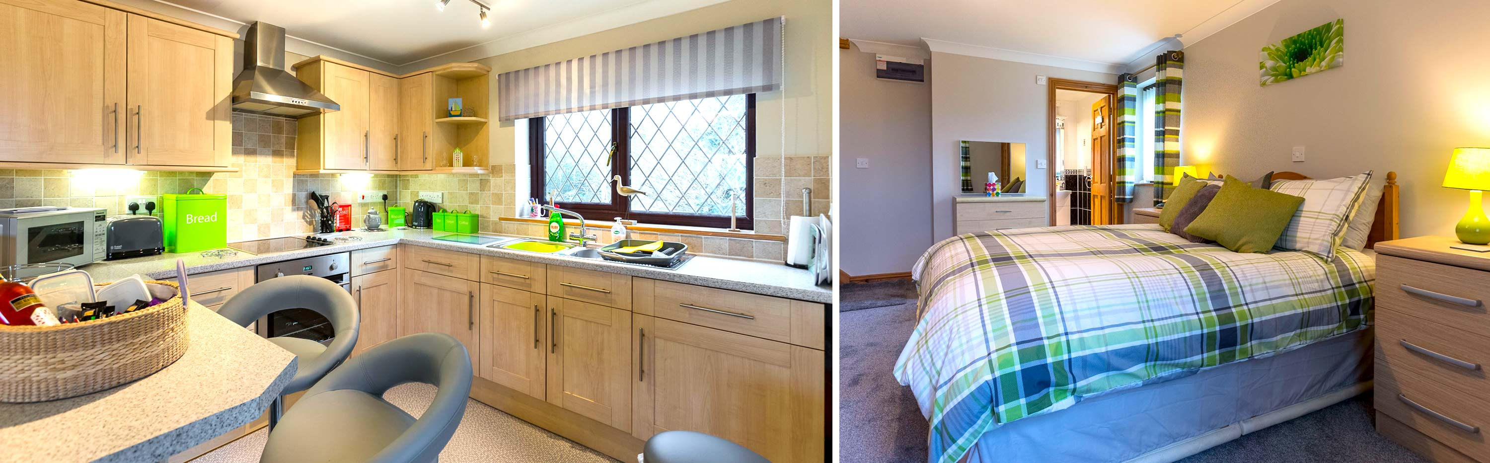 Self Catering at Meadowview Bude, Cornwall