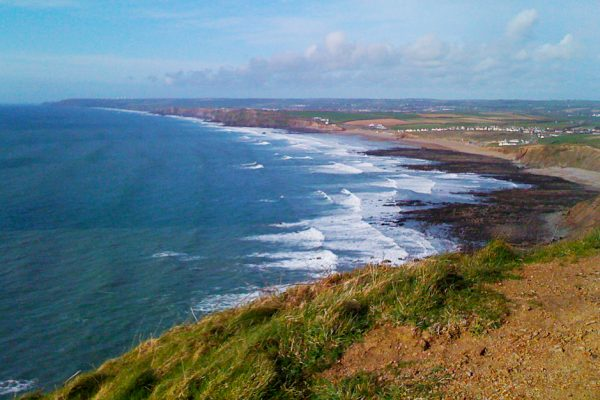 Widemouth Bay Near Bude, Cornwall - Meadowview Self Catering